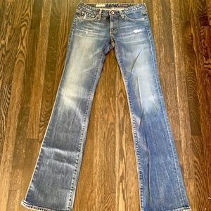 """AG """"Angel"""" Bootcut Jeans"""
